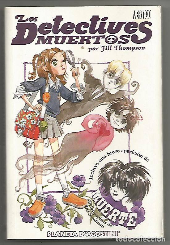 LOS DETECTIVES MUERTOS PLANETA DEAGOSTINI (Tebeos y Comics - Manga)