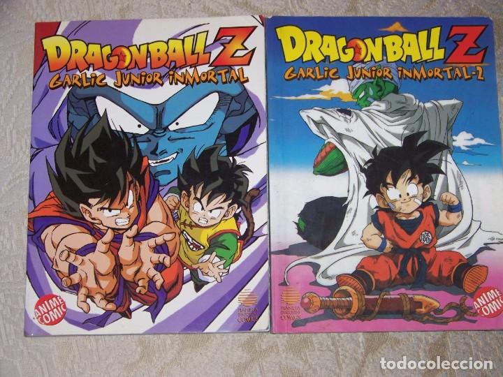 Dragon Ball Z Garlic Junior Inmortal 1 Y 2 Comp Sold Through Direct Sale 89814532 Since garlic is used in so many recipes, it's vital that you know how to chop it! dragon ball z garlic junior inmortal 1