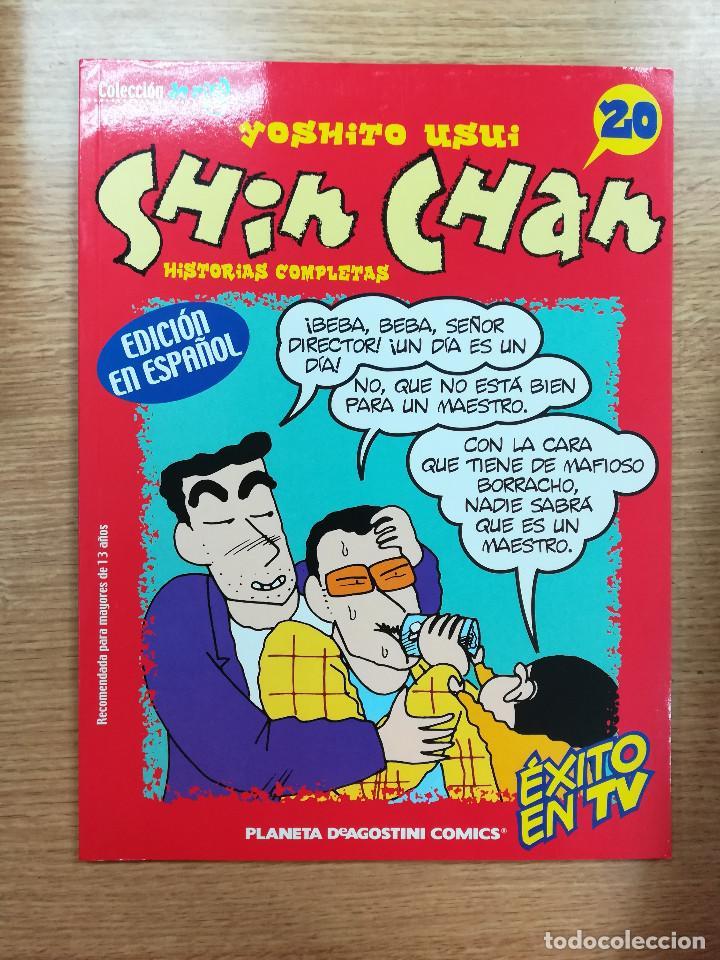 SHIN CHAN #20 (PLANETA) (Tebeos y Comics - Manga)