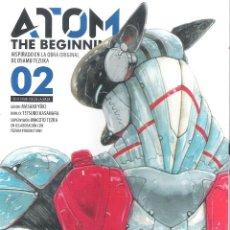 Cómics: ATOM THE BEGINNING 02 MASAMI YÛKI . Lote 93236900