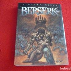 Cómics: BERSERK 13 ( KENTARO MIURA ) ¡MUY BUEN ESTADO! EDT MANGA. Lote 133797299
