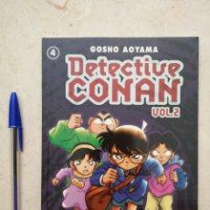 Cómics: COMIC - DETECTIVE CONAN VOL. 2 - MANGA - NUMERO 4 - GOSHO AOYAMA - PLANETA. Lote 94836039