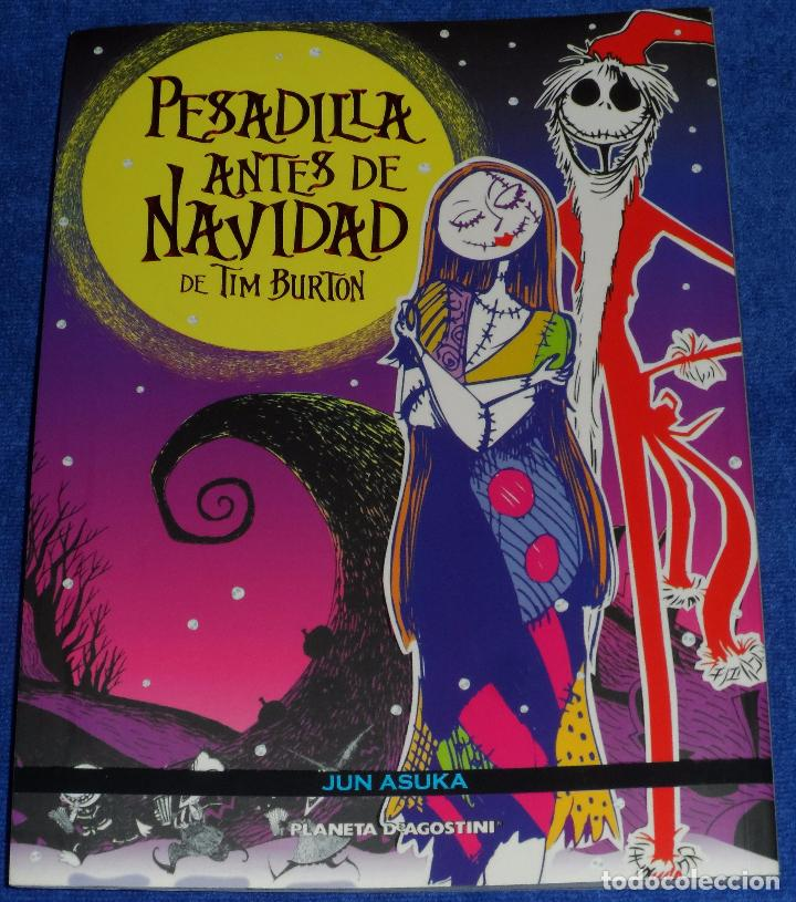 PESADILLA ANTES DE NAVIDAD - JUN ASUKA - PLANETA DEAGOSTINI (2007) (Tebeos y Comics - Manga)