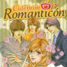 Cómics: CULEBRÓN ROMANTICÓN TOMO 2 (KAZUMI OHYA). Lote 96270651