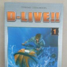 Cómics: D-LIVE!! NÚMERO 1 (DE 15) - POSIBLE ENVÍO GRATIS - PLANETA - RYOUJI MINAGAWA - MUY BUEN ESTADO. Lote 96923983