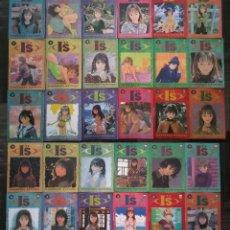 """Cómics: IS"""" DE MASAKAZU KATSURA. COMPLETA 30 COMICS. PLANETA DEAGOSTINI 1999. Lote 97142263"""