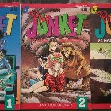 Cómics: PIXY JUNKET. EL HADA CIBERNETICA DE PURE. COLECCION COMPLETA. PLANETA DEAGOSTINI 1994. Lote 97143895