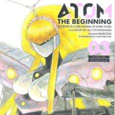 Cómics: ATOM THE BEGINNING 03 . Lote 97380495