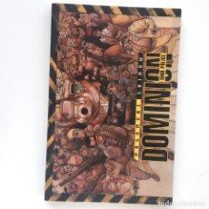 Cómics: DOMINION TANK POLICE - MASAMUNE SHIROW - COMPLETA UN TOMO (NORMA). Lote 97405671
