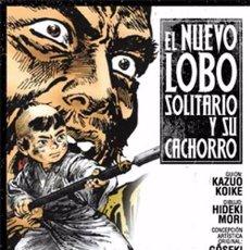 Cómics: EL NUEVO LOBO SOLITARIO Y SU CACHORRO Nº 1 (1 TOMO) PLANETA MANGA. Lote 99379087