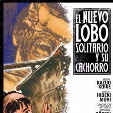 Cómics: EL NUEVO LOBO SOLITARIO Y SU CACHORRO Nº 3 (MANGA) 1 TOMO PLANETA. Lote 99379619