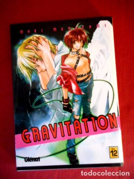 GRAVITATION Nº 12 ( MAKI MURAKAMI ) (Tebeos y Comics - Manga)