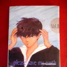 Cómics: PLEASE SAVE MY EARTH REINCARNATIONS VOL 8 ( SAKI HIWATARI ). Lote 99598083