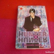 Cómics: HUNTER X HUNTER TOMO II 2 ( YOSHIHIRO TOGASHI ) ¡MUY BUEN ESTADO! PANINI MANGA. Lote 133797286