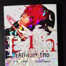 Cómics: PLATINUM END 1 - TAKESHI OBATA Y TSUGUMI OHBA - NORMA EDITORIAL. Lote 101135803