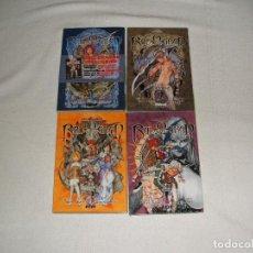 Cómics: MANGA BLUE DRAGON RAIL GRAD EDICIÓN GLENAT, COMPLETA DE TSUNEO TAKANO Y TAKESHI OBATA. Lote 101320975