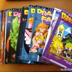 Cómics: DRAGON FALL. LOTE DE 16 COMICS.. Lote 101333051