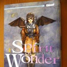 Cómics: SPIRIT OF WONDER. KENJI TSURUTA. TOMO 1. GLÉNAT. Lote 102843735