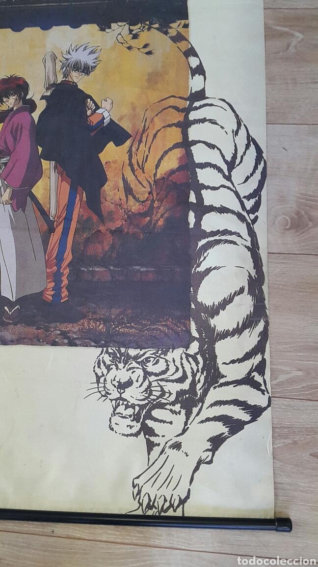 Cómics: PÓSTER DE TELA MANGA KENSHIN Y ENISHI - Foto 4 - 103477630