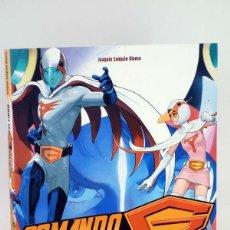 Cómics: COMANDO G. EL LIBRO (JOAQUIN SANJUAN BLANCO) DOLMEN, 2012. OFRT ANTES 15E. Lote 267664804