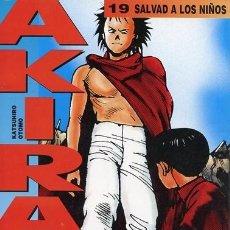 Comics: AKIRA 19 GLENAT. Lote 104544311