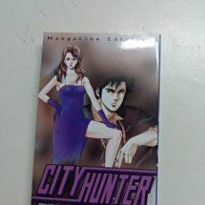 Cómics: CITY HUNTER LOTE DE 5 Nº (3-6-8-12-13) (MANGALINE). Lote 42344505