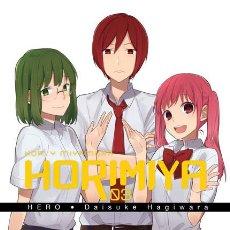 Cómics: CÓMICS. MANGA. HORIMIYA 3 - HERO/DAISUKE HAGIWARA. Lote 236753960