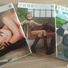 Cómics: LOTE REVISTA ROBOT. Lote 152318408