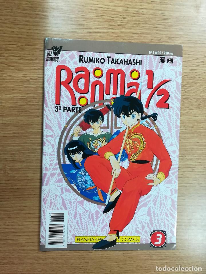 RANMA 3ª PARTE #3 (PLANETA) (Tebeos y Comics - Manga)
