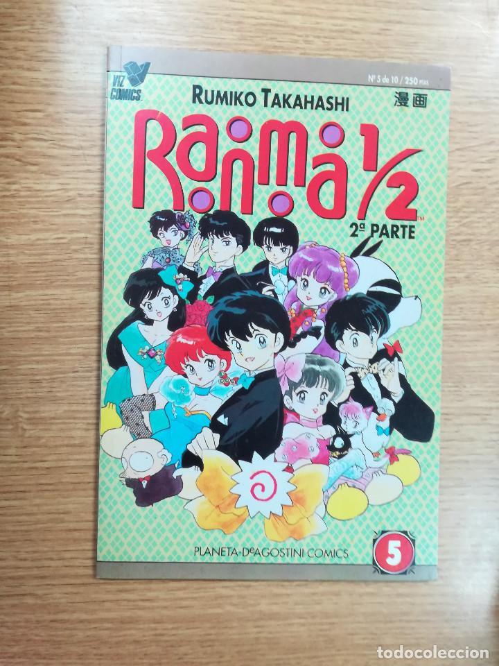 RANMA 2ª PARTE #5 (PLANETA) (Tebeos y Comics - Manga)