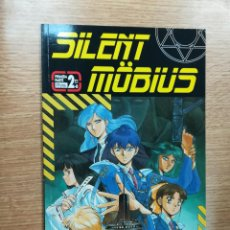 Cómics: SILENT MOBIUS PRIMERA PARTE #2 (KIA ASAMIYA) (NORMA). Lote 105972899