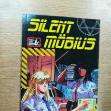 Cómics: SILENT MOBIUS PRIMERA PARTE #6 (KIA ASAMIYA) (NORMA). Lote 105973015