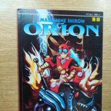 Cómics: ORION #3 (MASAMUNE SHIROW) (PLANETA). Lote 105973419
