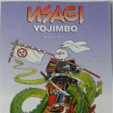 Cómics: USAGI YOJIMBO TOMO 7 - SAMURAI - STAN SAKAI PLANETA MANGA NUEVO. Lote 106574995