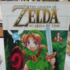Cómics: THE LEGEND OF ZELDA - OCARINA OF TIME VOL. 1. Lote 108049396