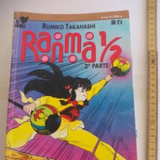Cómics: RANMA 1/2. RUMIKO TAKAHASHI. CÓMIC MANGA. PLANETA DEAGOSTINI. 2ª PARTE. N° 9 DE 10. Lote 206591401