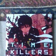 Cómics: TIME KILLERS , DE KAUE KATO NORMA EDITORIAL. Lote 107980783