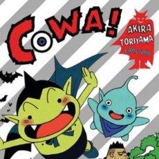 Cómics: COWA KANZENBAN! (MANGA AKIRA TORIYAMA) 1 TOMO (PLANETA). Lote 108071339