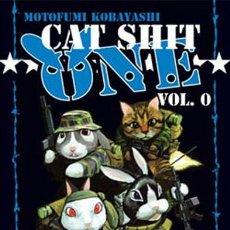 Cómics: CAT SHIT ONE VOLUMEN 0 (MOTOFUMI KOBAYASHI (1 TOMO MANGA) GLENAT. Lote 109477339
