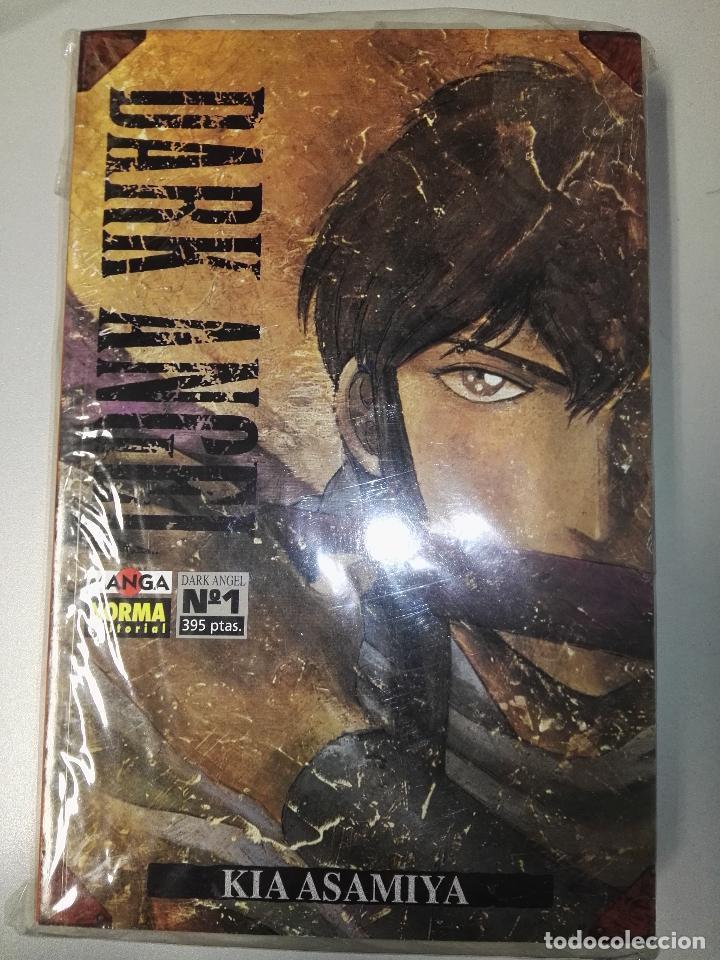 DARK ANGEL COMPLETA 9 TOMOS (Tebeos y Comics - Manga)