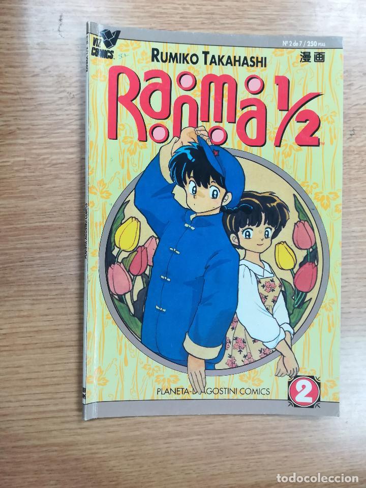 RANMA 1ª PARTE #2 (PLANETA) (Tebeos y Comics - Manga)