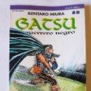 Cómics: GATSU EL GUERRERO NEGRO Nº9. Lote 112556575