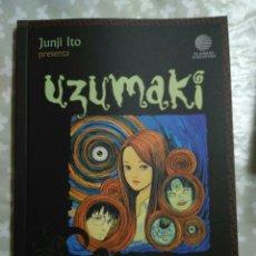 Cómics: UZUMAKI - 1 A 6 (COMPLETA) - JUNJI ITO. Lote 113089167