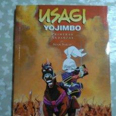 Cómics: USAGI YOJIMBO - PRIMERAS ANDANZAS (STAN SAKAI). Lote 113091140