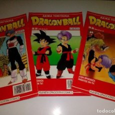 Cómics: LOTE 13 COMICS DRAGON BALL Z DBZ MANGA (VER DESCRIPCIÓN). Lote 112287399