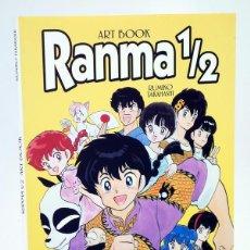 Comics: RANMA ½ ART BOOK (RUMIKO TAKAHASHI) GLENAT, 2012. OFRT ANTES 15E. Lote 193378658