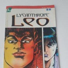 Comics: LYCANTHROPE LEO Nº 6. Lote 114664163