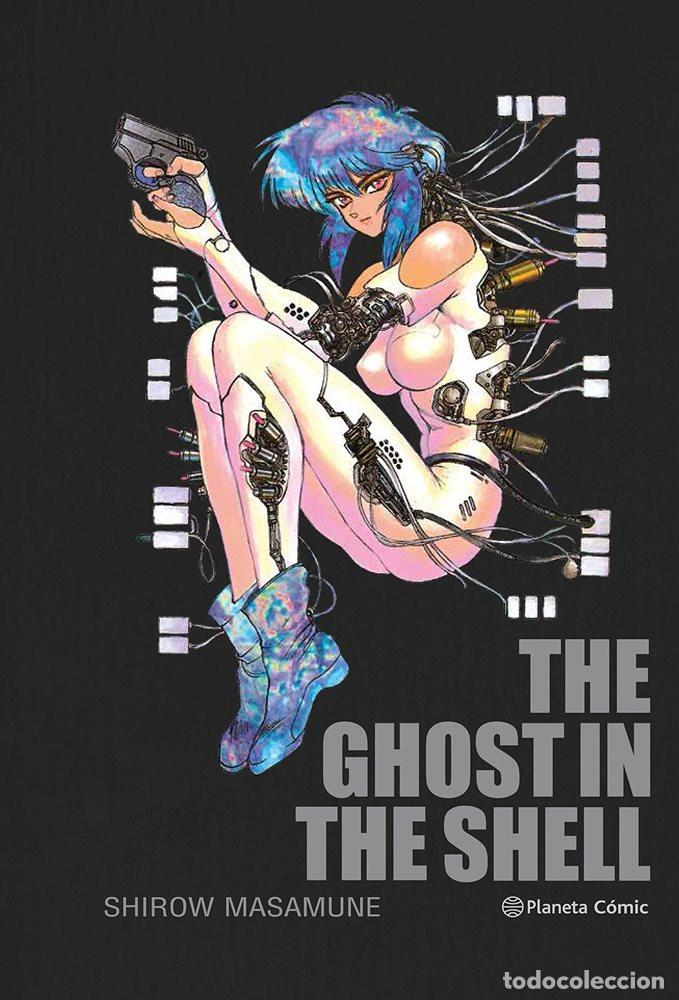 GHOST IN THE SHELL COMPLETA 1 Y 2ª PARTE EDITORIAL PLANETA, S. A. (Tebeos y Comics - Manga)
