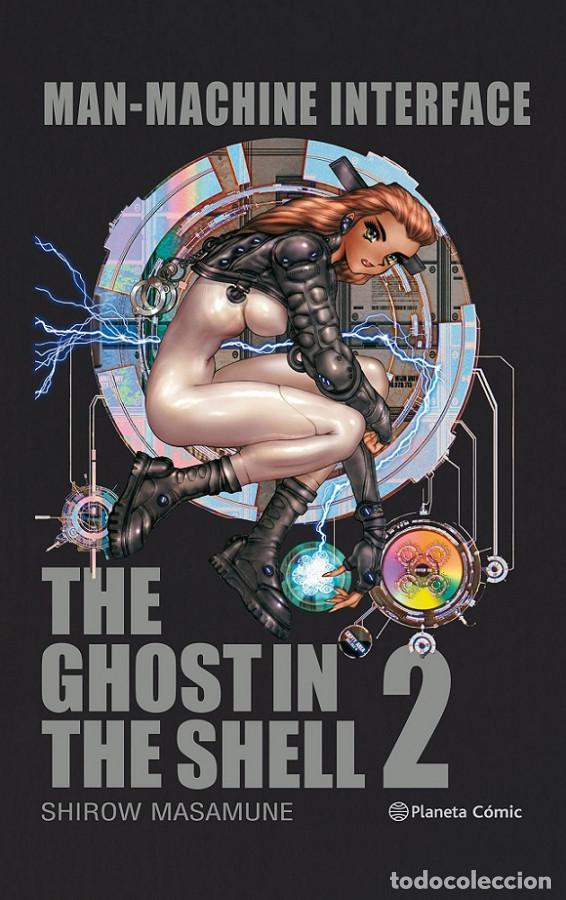 Cómics: GHOST IN THE SHELL Completa 1 y 2ª Parte EDITORIAL PLANETA, S. A. - Foto 2 - 119162879