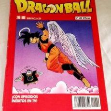 Cómics: DRAGONBALL SERIE ROJA/29 - Nº182; AKIRA TORIYAMA - PLANETA DEAGOSTINI COMICS 1994. Lote 119692131